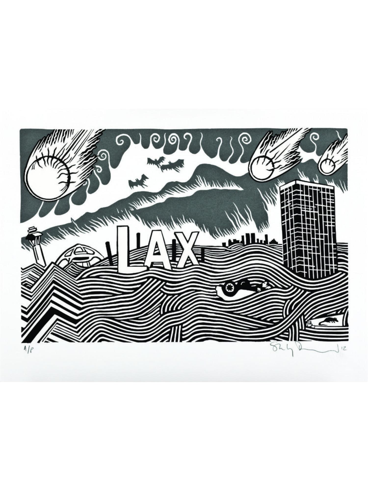 LAX EXIT